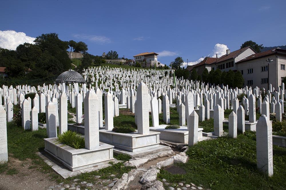 cimitero Sarajevo