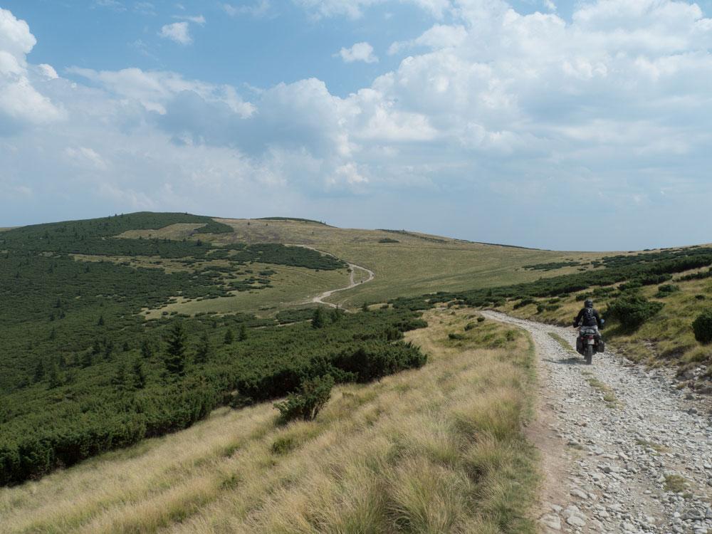 monti Apuseni Romania offroad Sporcoendurista