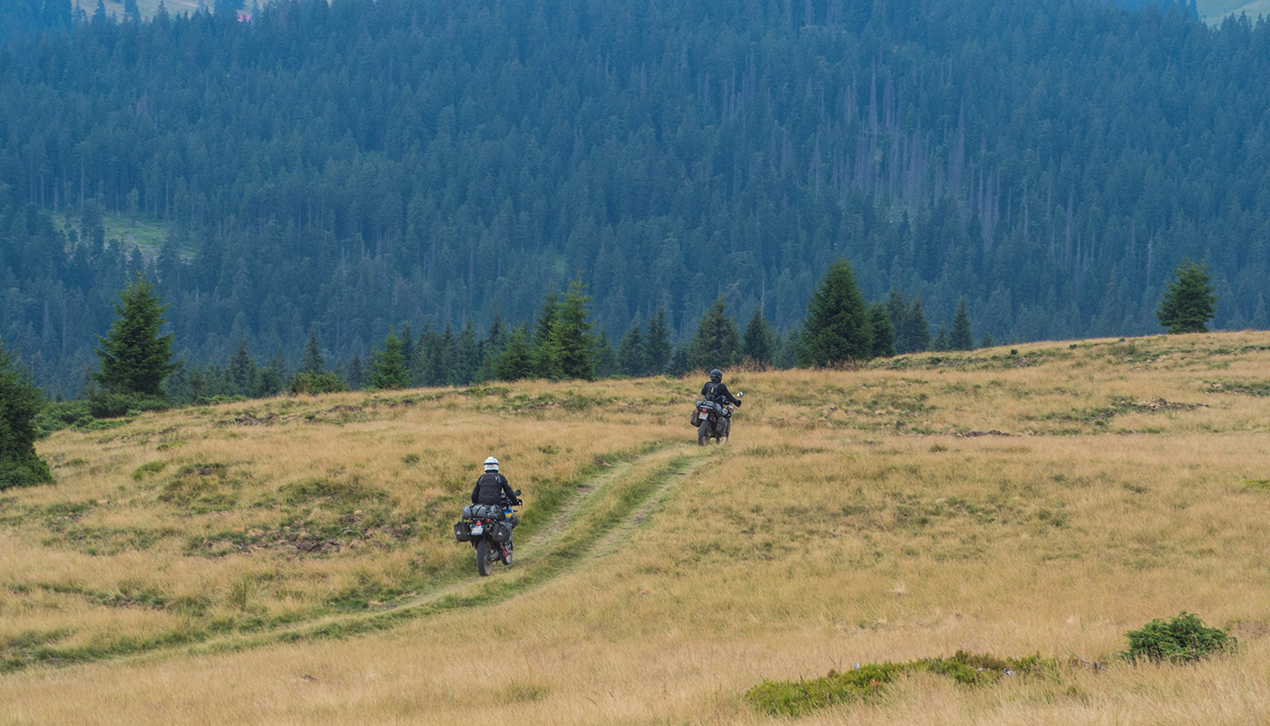 Enduro in Romania 2017