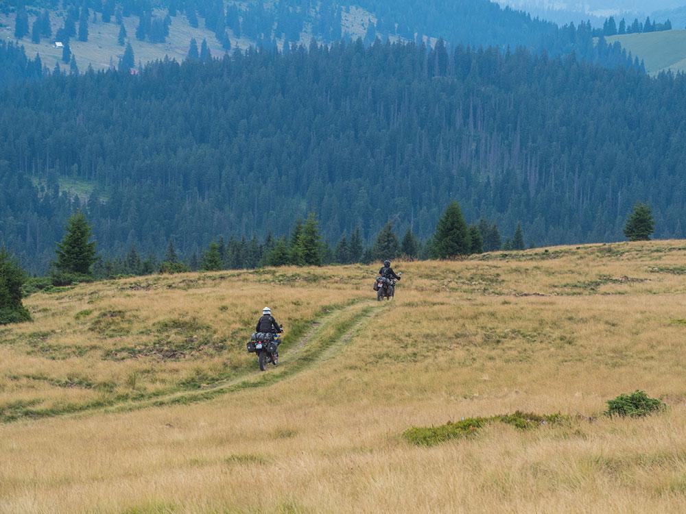 fuoristrada Romania 2017 in moto