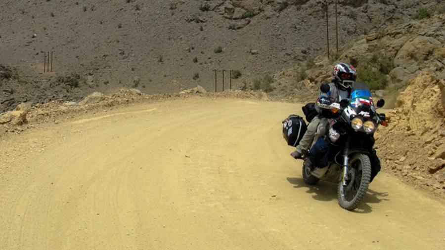 seconda puntata del viaggio in moto in Oman 2009