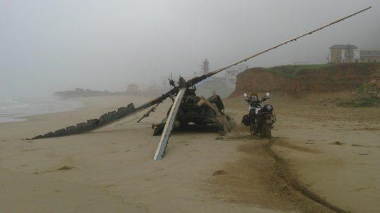 terza puntata del viaggio in moto in Oman 2009