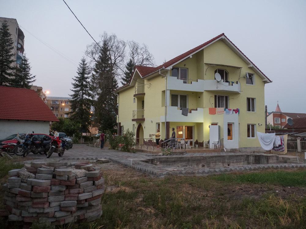 alloggio Geoagiu Bai Terme