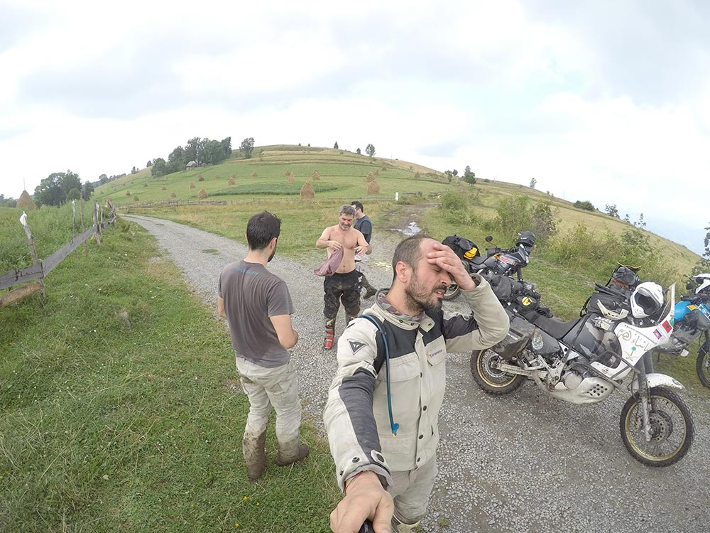 avventure in Romania