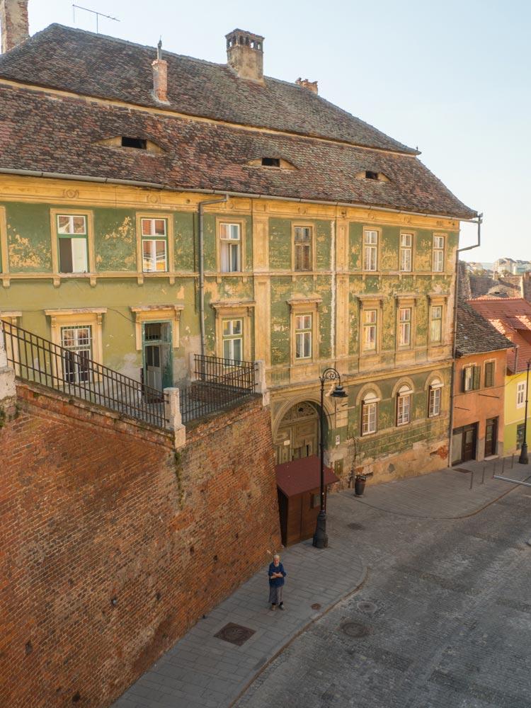 viaggio in Romania Sibiu 2018