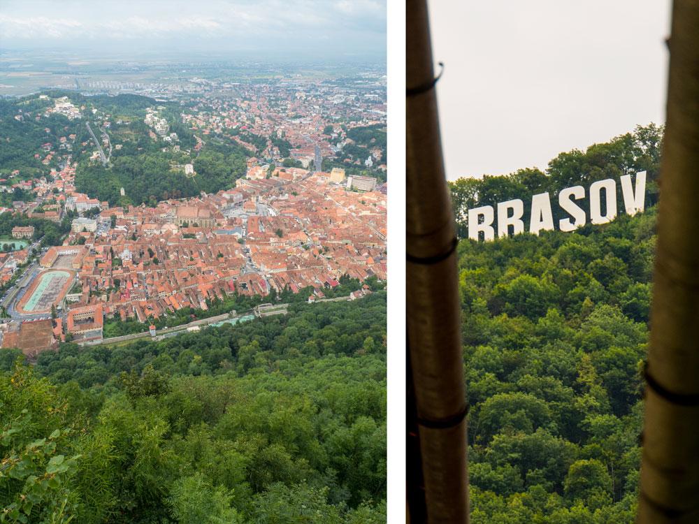 cosa vedere a Brasov Romania