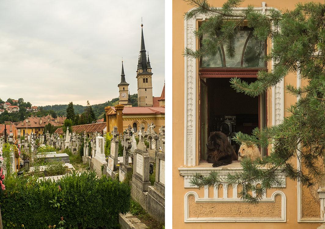 cosa vedere a Brasov Chiesa San Nicola