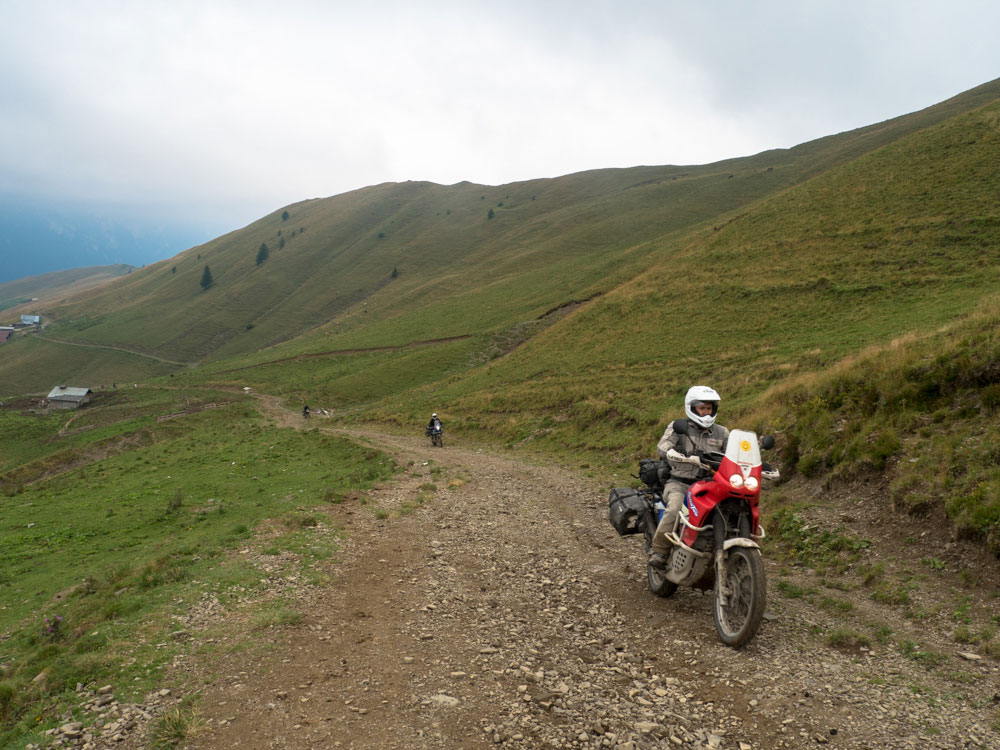 Bucegi Natural Park Africa Twin