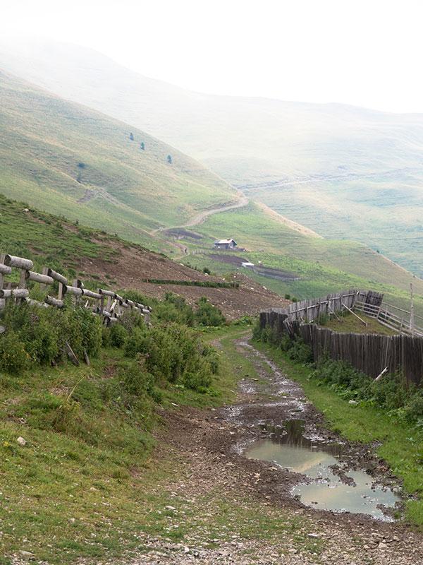Monti Bucegi Romania
