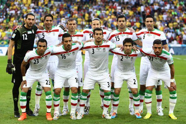 iran nazionale di calcio tim melli