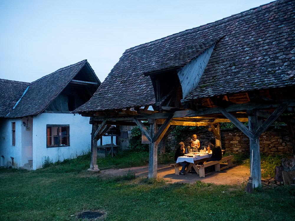 Romania da non perdere: il villaggio di Viscri in Romania